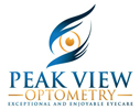 Peak View Optometry Logo